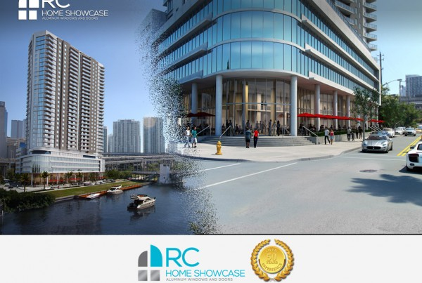 Web Design for RC Home Showcase