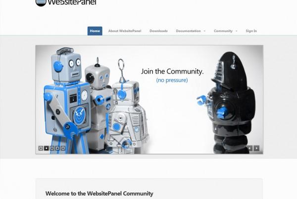 Web Design for WebsitePanel